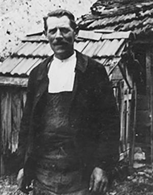 Lucien Albert fondateur de la Maison Albert-Guichon