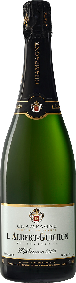 Cuvée Millésime Champagne L. Albert-Guichon